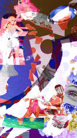 Balogh, Erika - Constant Change_ Seduction - Digital Art - 20 Inches x 16 Inches - $350.jp