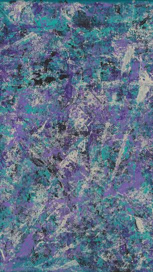 Heintze, Denise - Ensemble 4 - Acrylic Paint on Canvas - 8 Inches x 10 Inches - $233.jpg