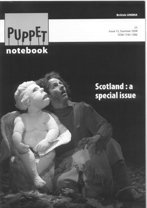 Puppet Notebook Issue 12