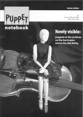 Puppet Notebook Issue 10