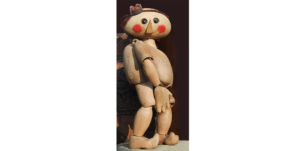 The Emperor's New Clothes by Banyan Puppet Theatre