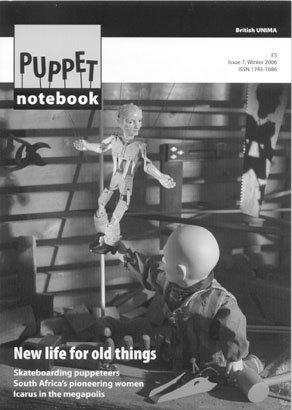 Puppet Notebook Issue 7
