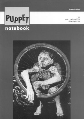 Puppet Notebook Issue 13