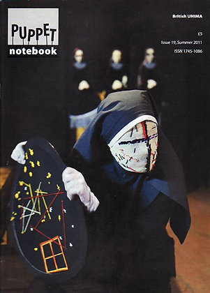 Puppet Notebook Issue 19