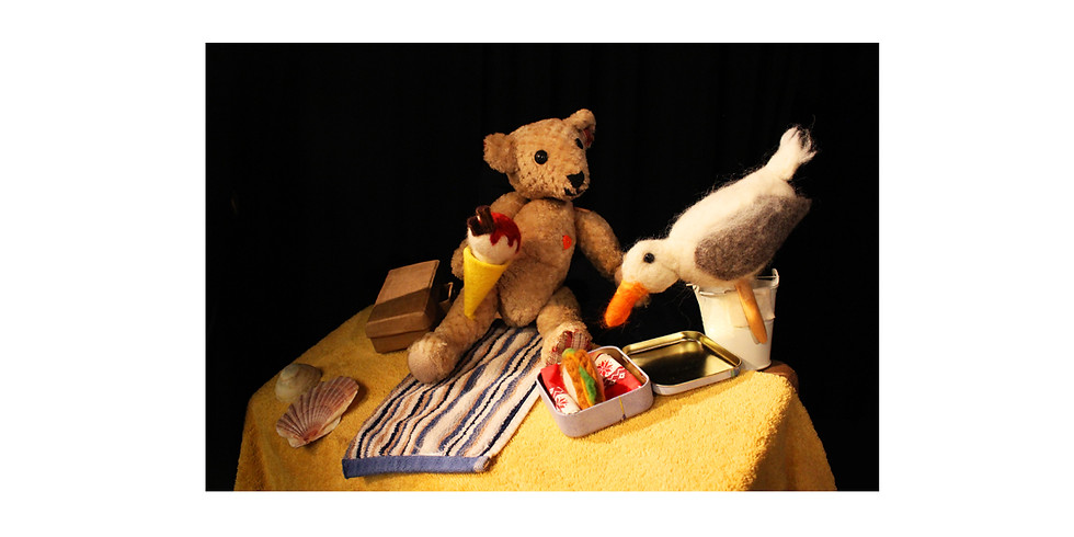 Lost Bear by Clydebuilt Puppet Theatre