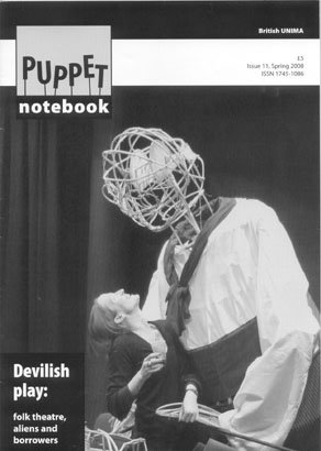 Puppet Notebook Issue 11