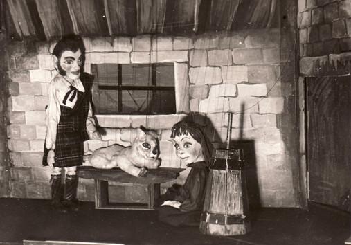 Kitty Ann & Banshee 1952 Swedish Tour.jp