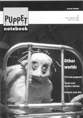 Puppet Notebook Issue 4