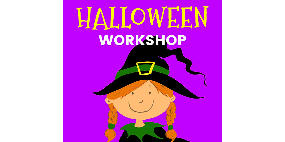 Cloaks & Broomsticks Puppet Workshop with SMPC