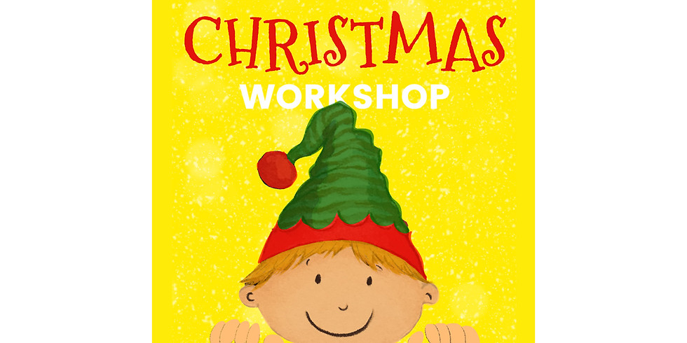 The Great Christmas Puppet Making Workshop!
