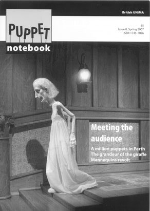 Puppet Notebook Issue 8