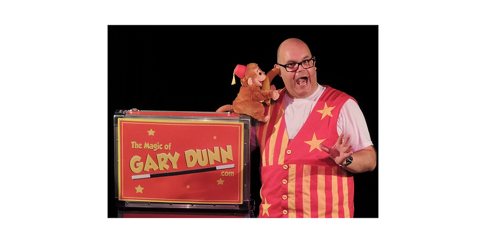 Halloween Spooktacular Magic Show! by Gary Dunn