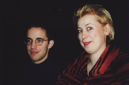 JP Doug&Cora- Zoumboulakis 1999.JPG