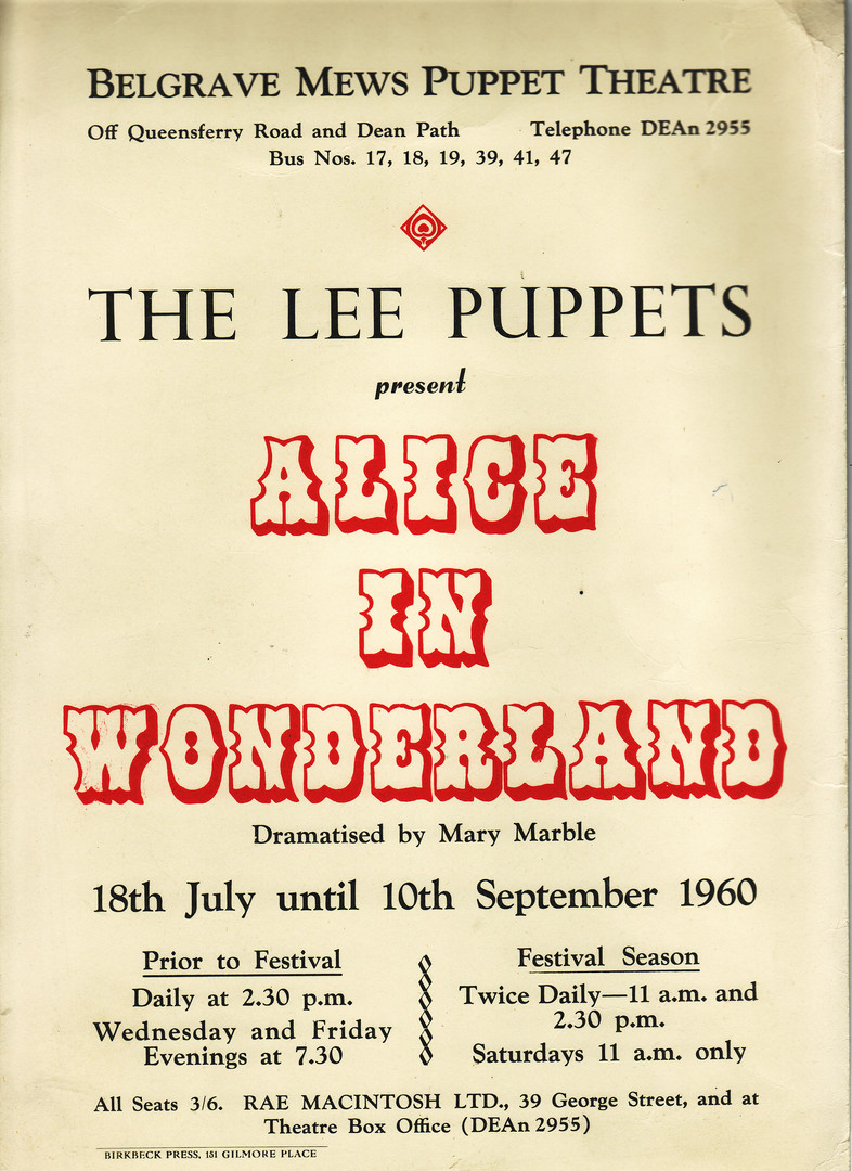 Alice in Wonderland Flyer 1960.jpg