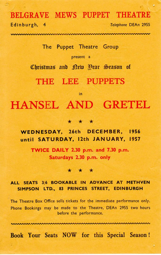 Hansel & Gretel Flyer 1956.jpg