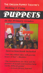 Making and Using Puppets in The Primary Grades