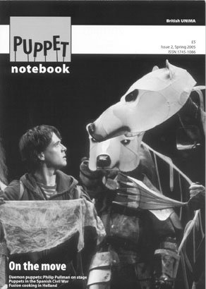Puppet Notebook Issue 2
