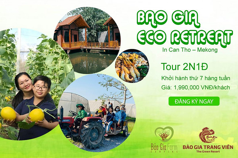 Bao Gia Eco Farm Retreat