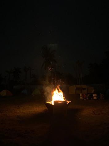 Lửa trại, ban nhạc Acoustic