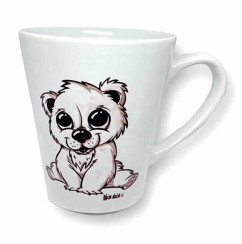 Baby Eisbär - Keramiktasse