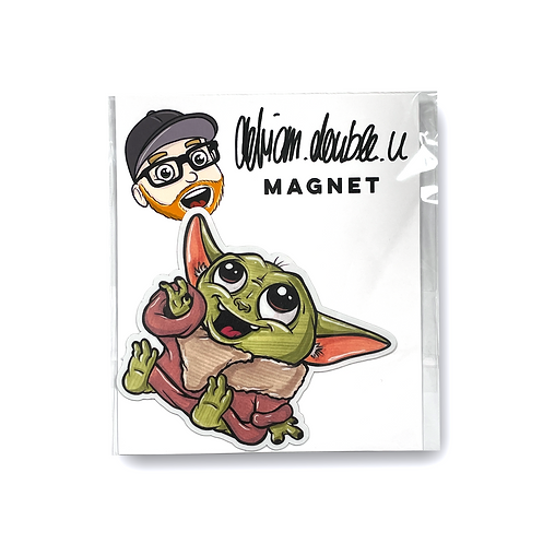 Baby Yoda - MAGNET