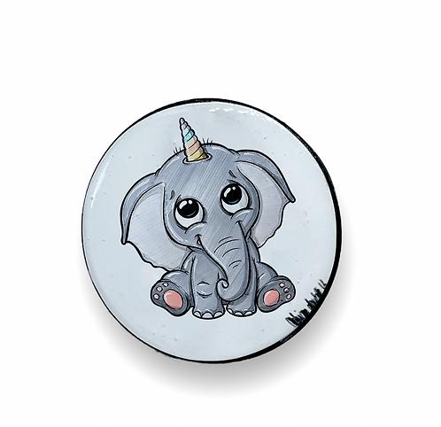 Elefantenhorn - Handyhalter
