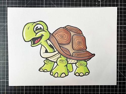 Schildkröte - adrian.double.u
