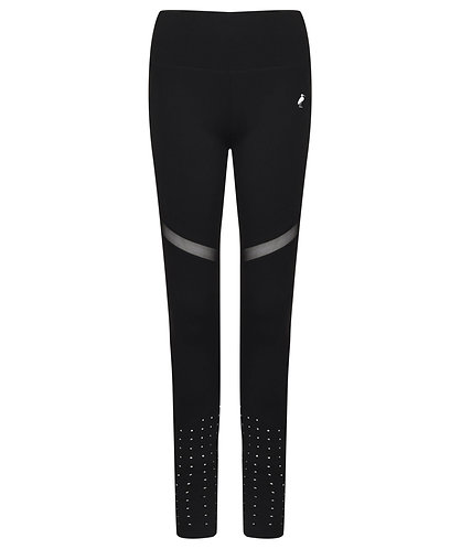 Frauen Panelled Legging