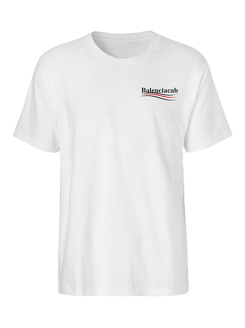 BALENCIACAB *front+back*  - T- shirt