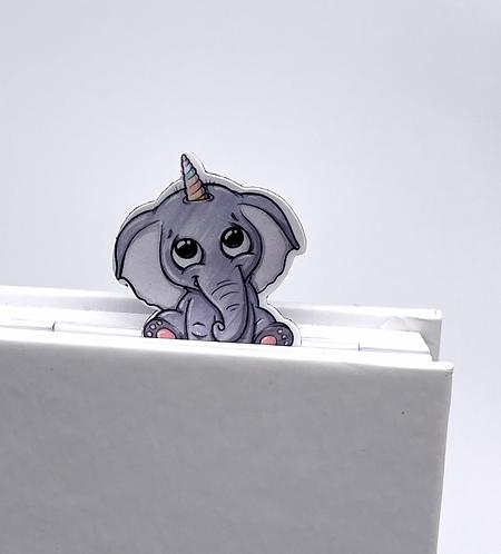Elefantenhorn - Lesezeichen
