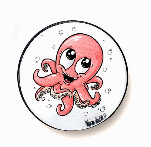 Oktopus - Handyhalter