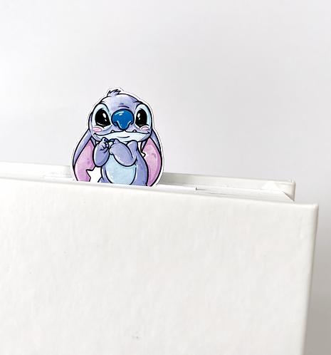 Baby Stitch - Lesezeichen