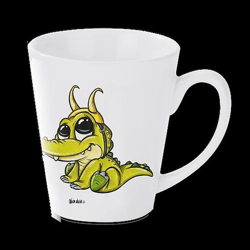 Baby Alligator Loki - Keramiktasse