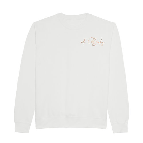 oh Baby - Frauen Uni sex Sweater