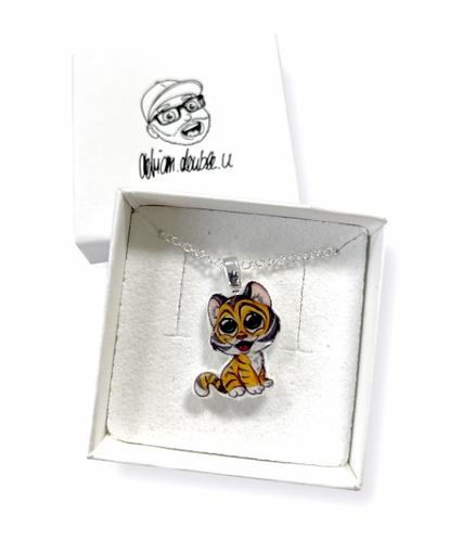 Baby Tiger - Halskette