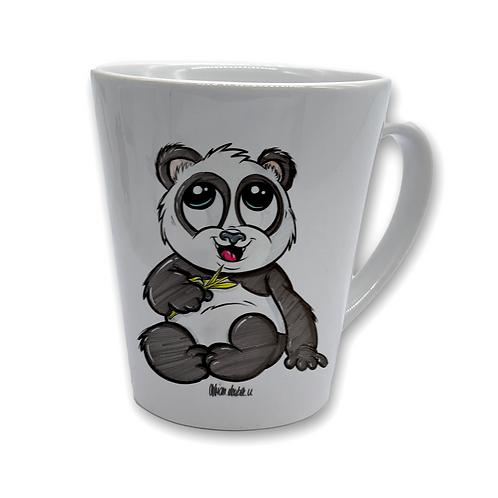 Panda - Keramiktasse