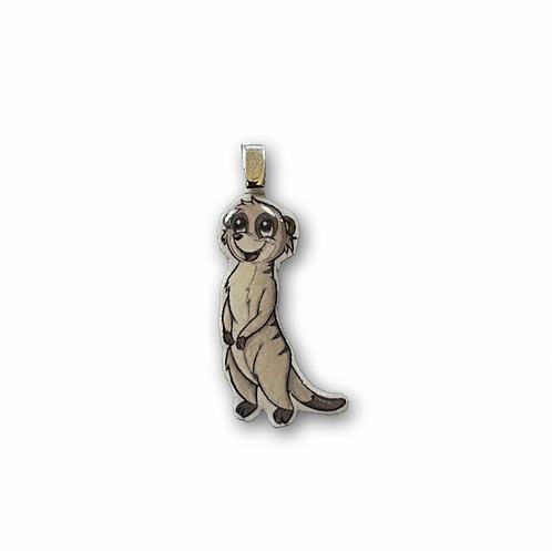 Erdmännchen - Kettenanhänger