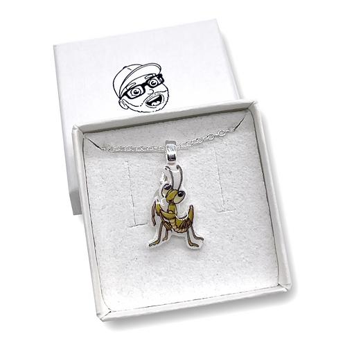 Gottesanbeterin - Halskette
