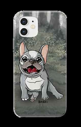 Baby Französische Bulldogge - Handyhülle