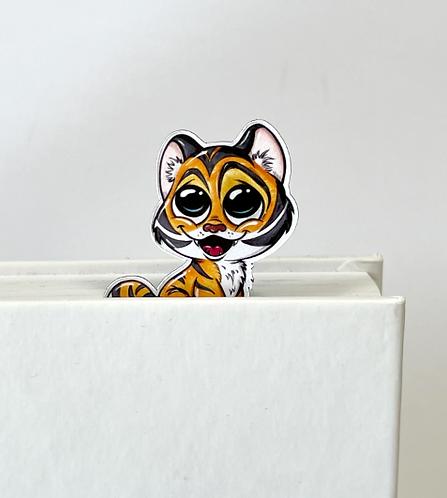 Tiger - Lesezeichen