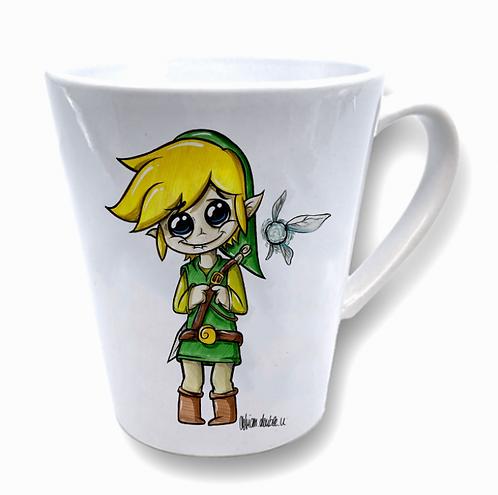 Young Link - Keramiktasse