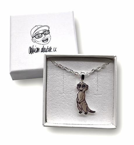 Erdmännchen - Halskette
