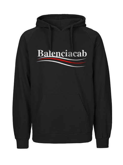 BALENCIACAB * front print* - Hoodie