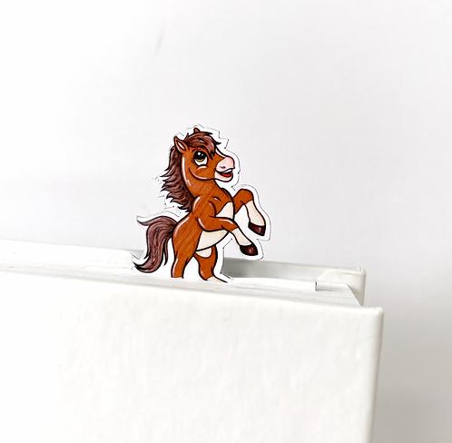 Pferd - Lesezeichen