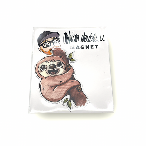 Baby Faultier - MAGNET