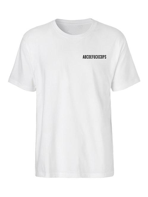 ABC *small print*  - T- shirt