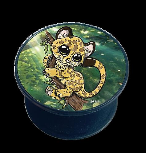 Leopard - Handyhalter