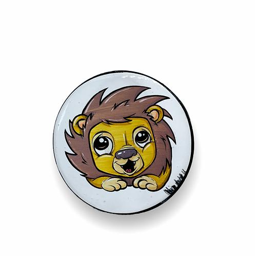 Löwe - Handyhalter