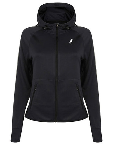 Frauen Hoodie with Reflective Tape