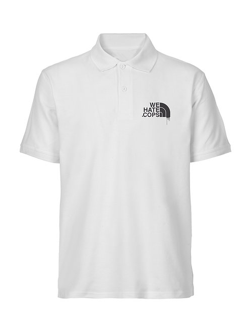 WE HATE - Polo T- shirt